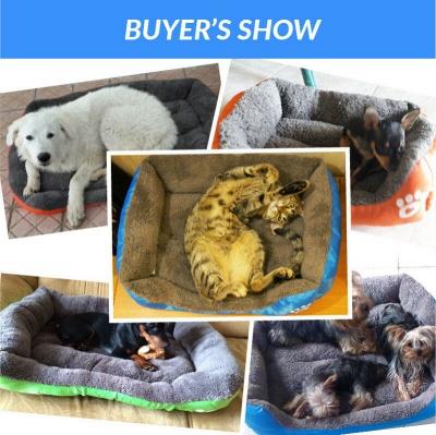 Pet Dog Bed Orthopedic Large Dog Beds_9