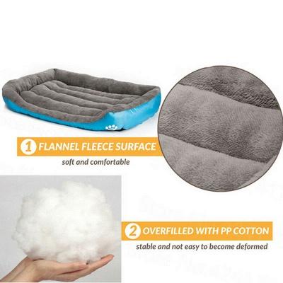 Pet Dog Bed Orthopedic Large Dog Beds_15