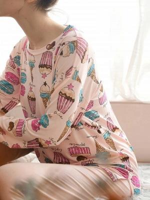 Women's Sleepwear Sets Comfortable Soft Pajamas_4