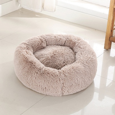 Ultra Soft Washable Dog and Cat Cushion Bed | Comfortable Round  Cuddler Dog Bed_33