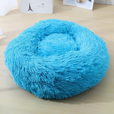 Ultra Soft Washable Dog and Cat Cushion Bed | Comfortable Round  Cuddler Dog Bed_24