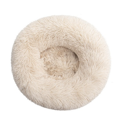 Ultra Soft Washable Dog and Cat Cushion Bed | Comfortable Round  Cuddler Dog Bed_27