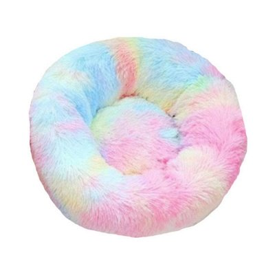 Ultra Soft Washable Dog and Cat Cushion Bed | Comfortable Round  Cuddler Dog Bed_4