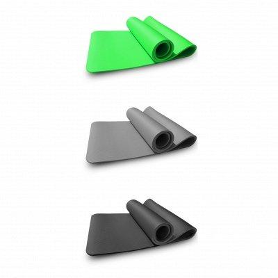 Eco Friendly Non Slip Fitness Exercise Yoga Mat | Pilates Floor Exercises_6