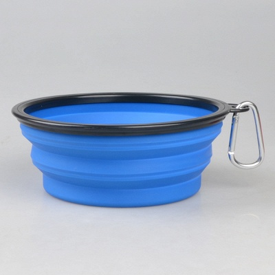 Travel Dog Foldable Drinking Bowl | Portable Pet Collapsible Bowl_13