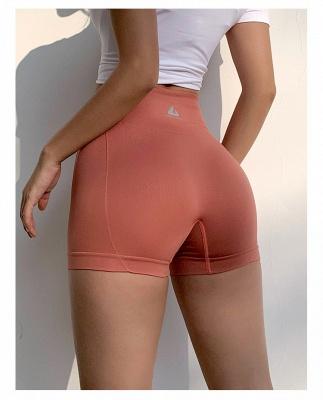 Women High Waist Sports Elastic Fitness Short Yoga Pants | Lady Overall Full Tights Yoga Cloth_5