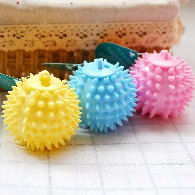 Rubber Bell Sound Ball Fun Playing Ball Toys | Dog Puppy Cat Pet Hedgehog Ball
