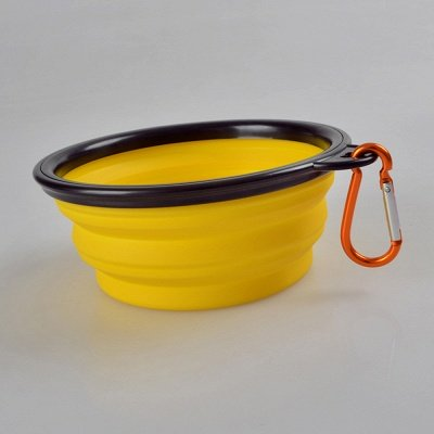 Travel Dog Foldable Drinking Bowl | Portable Pet Collapsible Bowl_22