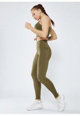 Women Girls High Waist Sports Gym Wear Leggings Yoga Pants | Elastic Fitness Overall Full Tights Workout_7
