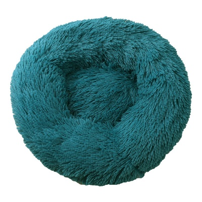 Ultra Soft Washable Dog and Cat Cushion Bed | Comfortable Round  Cuddler Dog Bed_43