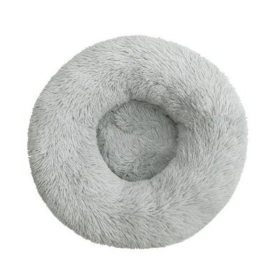 Ultra Soft Washable Dog and Cat Cushion Bed | Comfortable Round  Cuddler Dog Bed_39