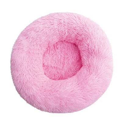 Ultra Soft Washable Dog and Cat Cushion Bed | Comfortable Round  Cuddler Dog Bed_9