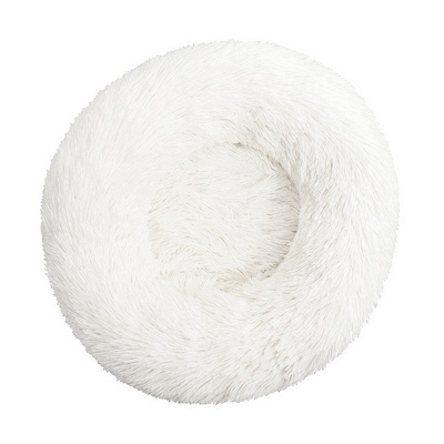 Ultra Soft Washable Dog and Cat Cushion Bed | Comfortable Round  Cuddler Dog Bed_2