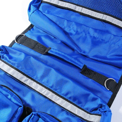Hound Dog Backpack Harness Travel Packs for Hiking Walking Camping_3