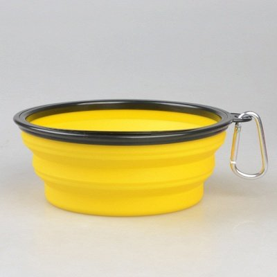 Travel Dog Foldable Drinking Bowl | Portable Pet Collapsible Bowl_12