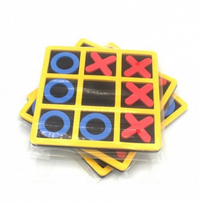 Funny Parent-Child Interaction Leisure Board Game| OX Chess Developing Intelligent Educational Toys_2