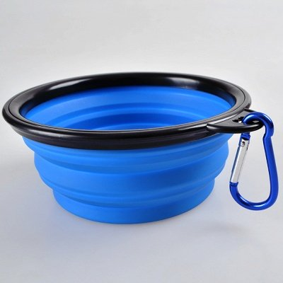 Travel Dog Foldable Drinking Bowl | Portable Pet Collapsible Bowl_15