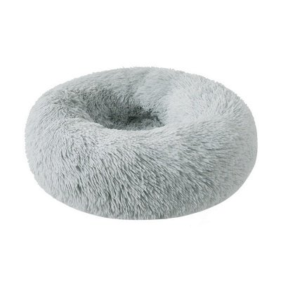 Ultra Soft Washable Dog and Cat Cushion Bed | Comfortable Round  Cuddler Dog Bed_40