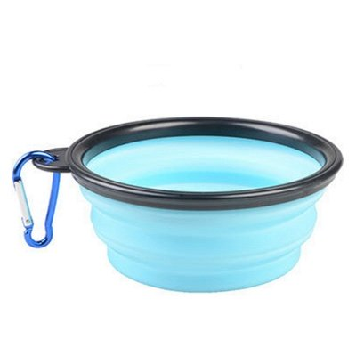 Travel Dog Foldable Drinking Bowl | Portable Pet Collapsible Bowl_17