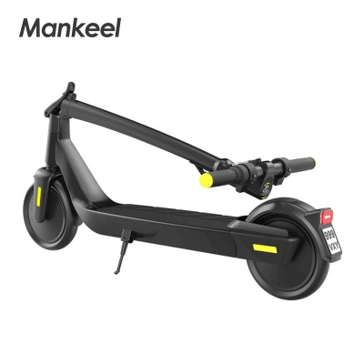 Seat Foldable Hoverboard Fat Tire Electric Scooter_5