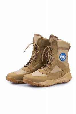 Tactical Boots Lightweight Combat Boots Durable Suede Leather Boots On Sale_1