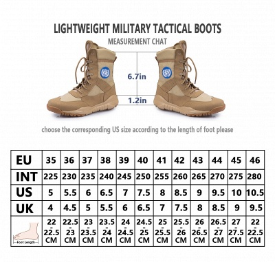 Tactical Boots Lightweight Combat Boots Durable Suede Leather Boots On Sale_9