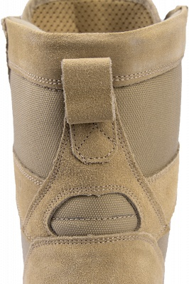 Outdoor Combat Ankle Boots Water Resistant Lightweight Mid Hiking Boots On Sale_7