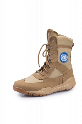 Tactical Boots Lightweight Combat Boots Durable Suede Leather Boots On Sale_2