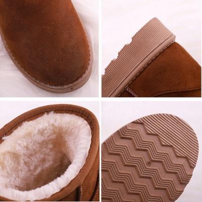 SD1508 Warm Plush Snow Boots On Sale_6