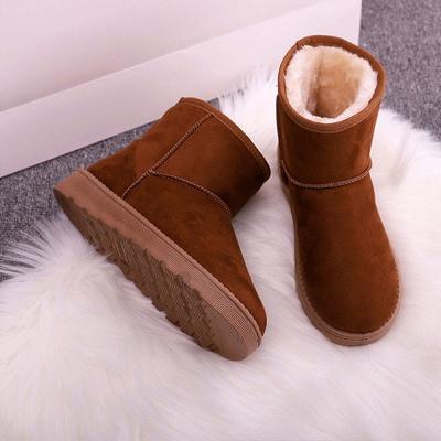 SD1508 Warm Plush Snow Boots On Sale_5