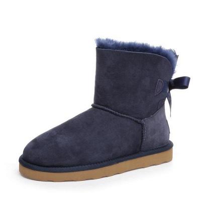 Womens Ladies Girls Booties Winter Boots Waterproof Online_3