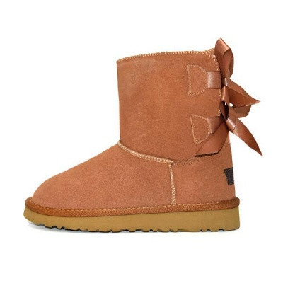 sexy Black Women Snow Boot Warm Plush Ankle Shoes_5