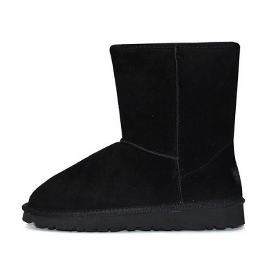 New Women Snow Boots Mini Ankle Short Winter Boot_2