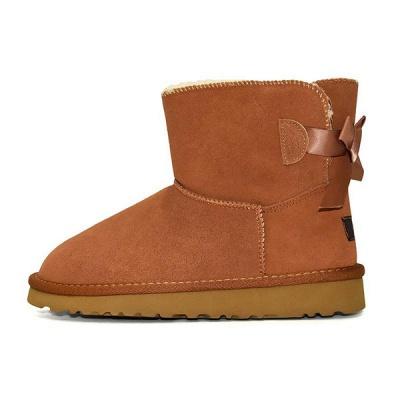 Womens Ladies Girls Booties Winter Boots Waterproof Online