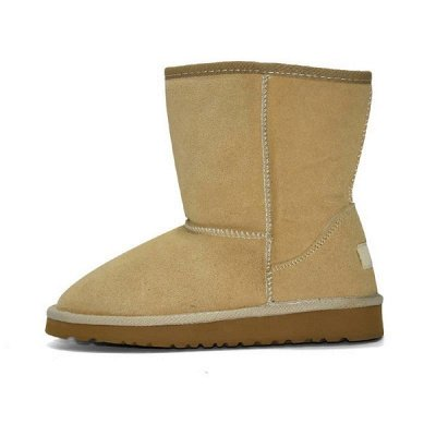 New Women Snow Boots Mini Ankle Short Winter Boot_4
