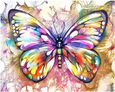 Glowing Butterfly_1