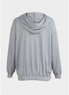 New Fashion Women Hoodie Pullover Hooded overl Loose Sweatshirts_4
