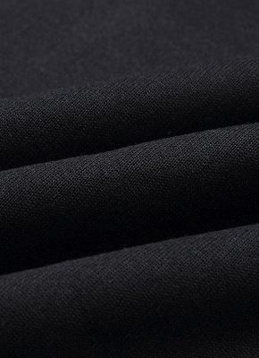 Fashion Women Plain Baggy Long O Neck Pockets Jumper Long Sweatshirt_8