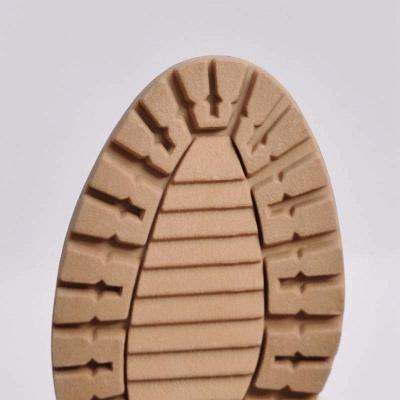 Nubuck Chunky Heel Slip-On Round Toe Boots_20