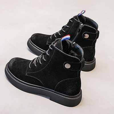 Grind Leather Zipper Boot_7