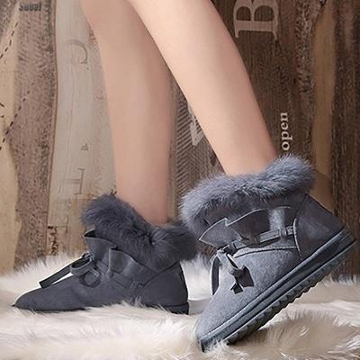 Feather Flat Heel  Boot_12