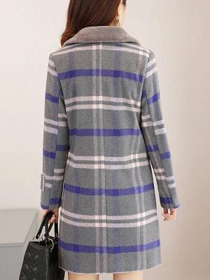 Shift Long Sleeve Casual Coat_5