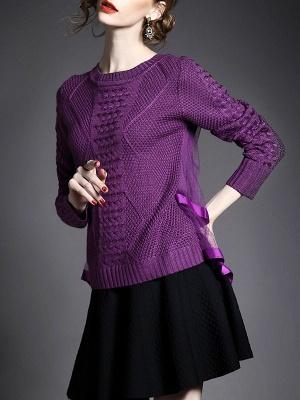 Statement Shift Long Sleeve Sweater_7