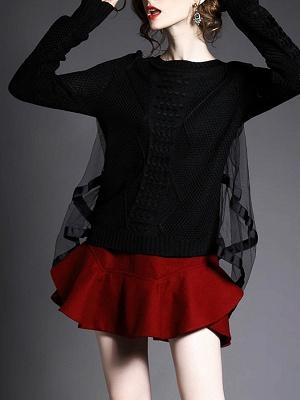 Statement Shift Long Sleeve Sweater_3