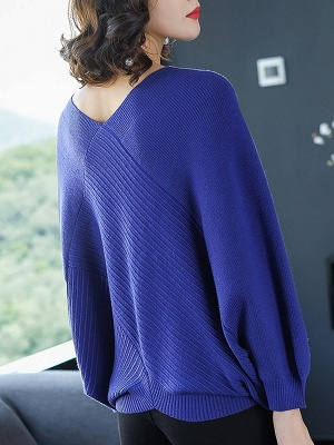 Shift Casual Batwing Sweater_6
