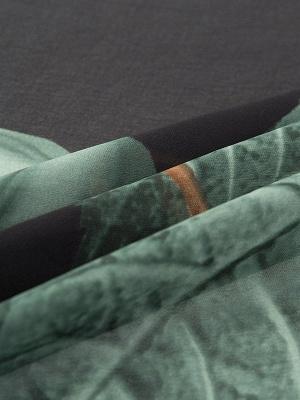 Slit Chiffon Daytime Casual Asymmetrical Sunscreen Coat_9