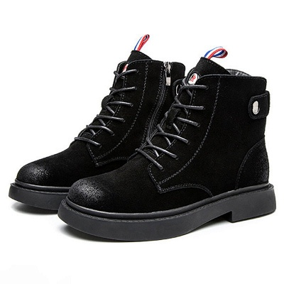 Grind Leather Zipper Boot_5