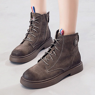 Grind Leather Zipper Boot_1