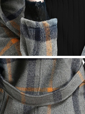 Work Sheath Long Sleeve Coat_7