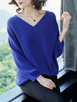 Shift Casual Batwing Sweater_2
